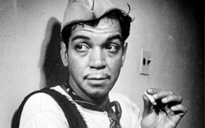 Cantinflear, siendo Cantinflas